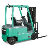 4 wheel electric forklift truck :: MITSUBISHI EDÍA EM Serie FB1620PN
