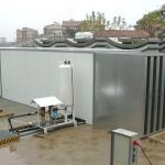 Acoustic enclosure to machines :: SACINE