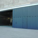 Acoustic sliding door :: SACINE