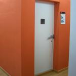 Acoustic swing door :: SACINE