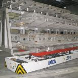 AGV for autoclave application :: DTA