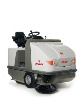 Air sweeper COMAC CS 80