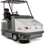 Air sweeper :: COMAC CS 100