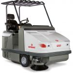 Air sweeper :: COMAC CS 100