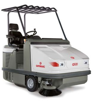 Air sweeper COMAC CS 100