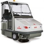 Air sweeper :: COMAC C 120