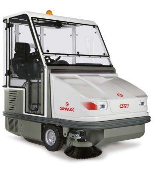 Air sweeper COMAC C 120