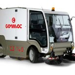 Air sweeper :: COMAC C- 140