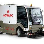 Air sweeper :: COMAC C- 140