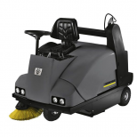 Air sweeper :: KÄRCHER KMR 1250 BAT