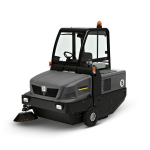 Air sweeper :: KÄRCHER KM 150/500 R Bp