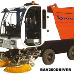 Air sweeper :: KRUGER BAV200DRIVER