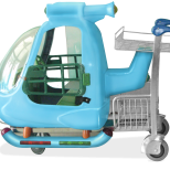 Airport cart :: CARTTEC KID CARTT