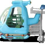 Airport cart :: CARTTEC KID CARTT