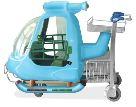 Airport cart CARTTEC KID CARTT