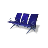 Airport seating :: CARTTEC SAPHIRE