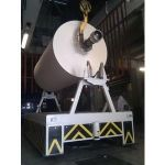 Automatic shuttle coil carrier AGV :: AXTER