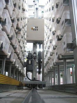 Automatic storage system ASTI