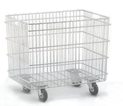 Basket trolley CARTTEC