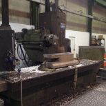 Bed-type CNC milling machine :: ZAYER 3500 BF3 DE