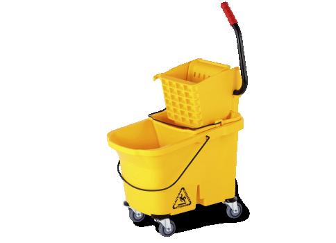 Bucket with wheels CARTTEC