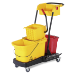 Bucket with wheels :: CARTTEC