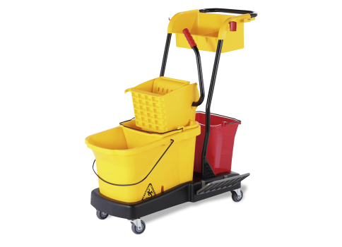 Bucket with wheels CARTTEC