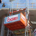 Building hoist :: OGEI S-1000
