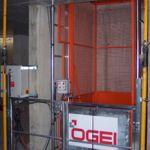 Building hoist :: OGEI OH-750