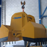 Clam bucket  for bulk materials :: STEMM 2CH-1,8