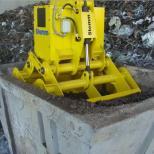Clam bucket  for bulk materials :: STEMM 2CH-3,2