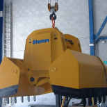 Clam bucket  for bulk materials :: STEMM 4CH-1.1
