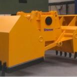 Clam bucket  for bulk materials :: STEMM 4CH-2,8