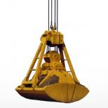 Clam bucket  for bulk materials :: STEMM CMC-1,1