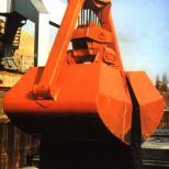 Clam bucket  for bulk materials :: STEMM CMC-2
