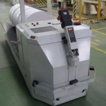 Coils transporter laserguided transfer cart :: AXTER PL3 FRED SYSTEM