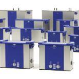 Compact ultrasonic cleaning unit :: ELMA ELMASONIC S