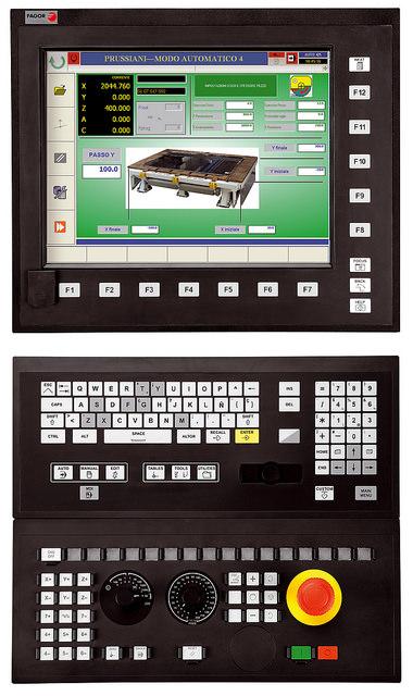Computer numerical control CNC FAGOR CNC 8070 otras aplicaciones