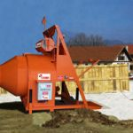 Concrete mixer :: OGEI S-300