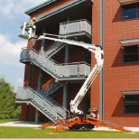 Crawler aerial work platform :: Matilsa R15