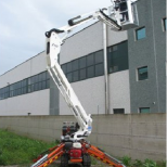 Crawler aerial work platform :: Matilsa R13
