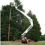 Crawler aerial work platform :: Matilsa R16