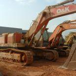 Crawler excavator :: O&K RH-25.5