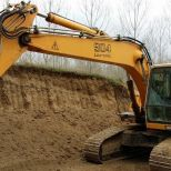 Crawler excavator :: LIEBHERR R 904 HDSR