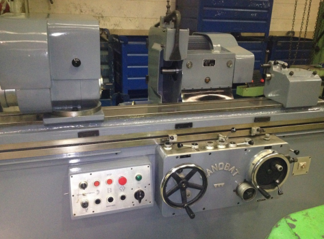 Cylindrical grinding machine DANOBAT RE-1200RP