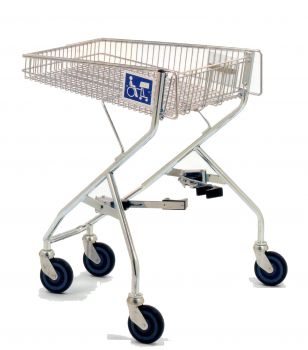 Disabled shopping trolley CARTTEC