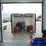 Dock leveler for commercial vehicles :: SACINE