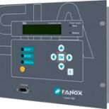 Earth fault and overload protection relay :: FANOX SIA-D