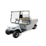 Electric vehicle for airport :: CARTTEC LQ-F047