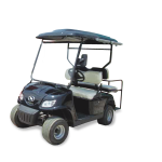 Electric vehicle for airport :: CARTTEC LQG042